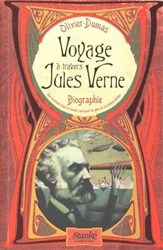 Livre Voyage A Travers Jules Verne Biographie