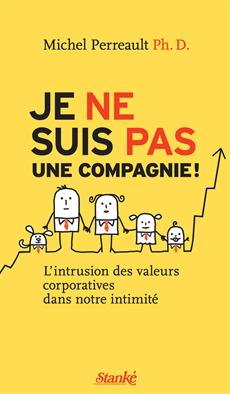 I am not a company! - or How Corporate Values Are Inserting Themselves into our Intimate Lives