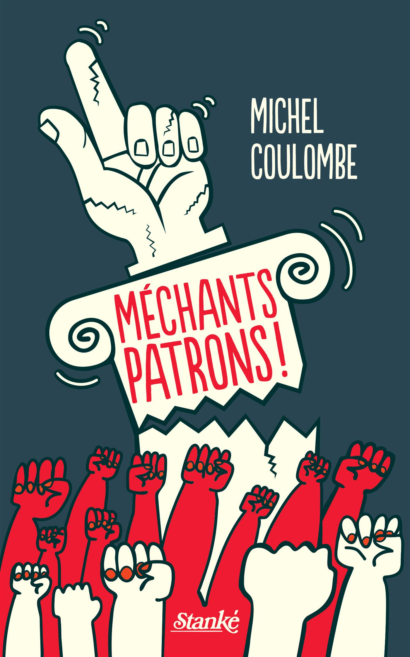 Image de couverture (Méchants patrons !)
