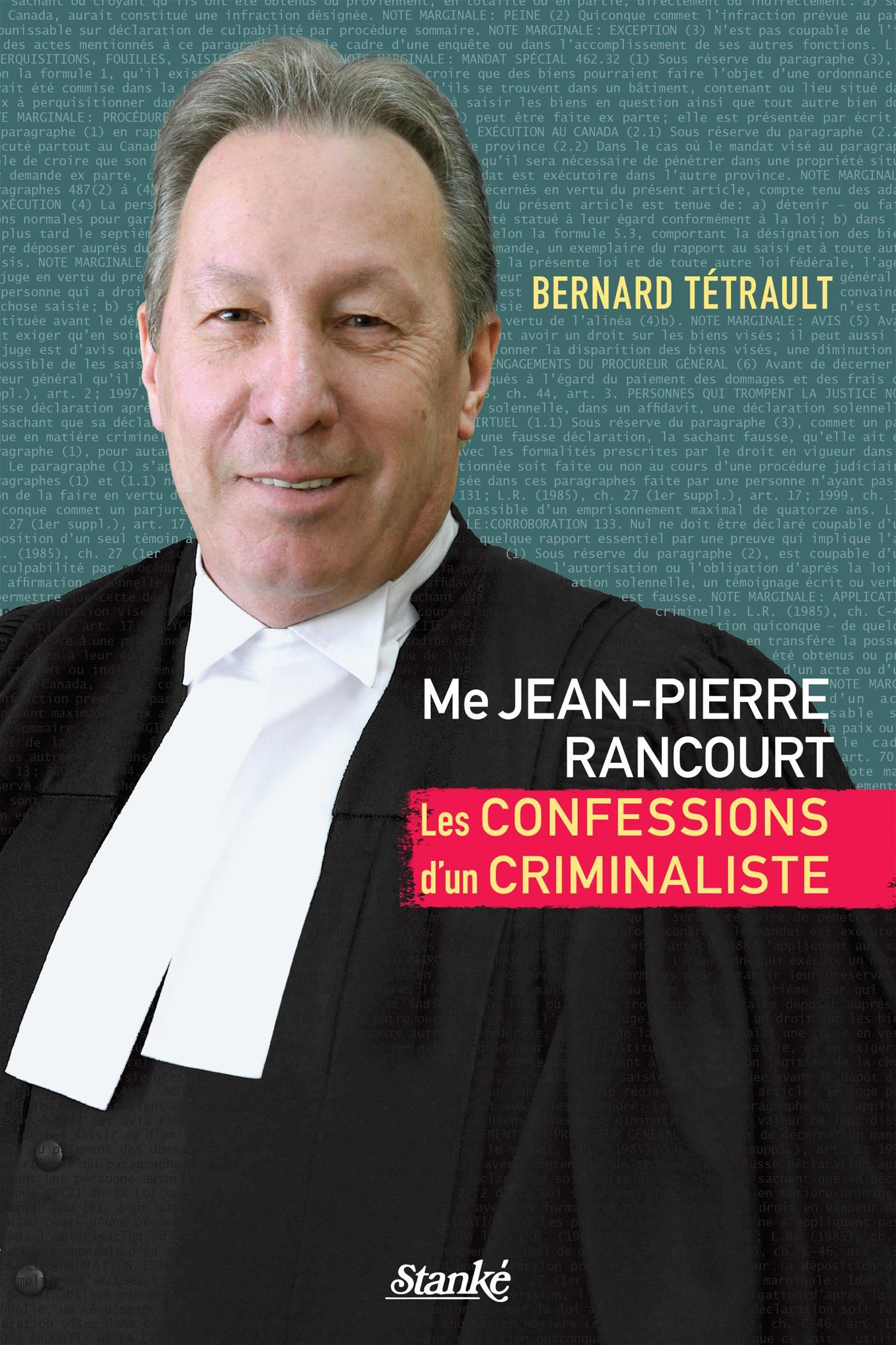 Me Jean-Pierre Rancourt