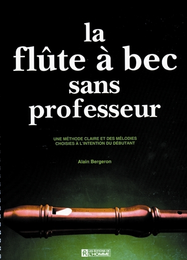 Résultats de recherche d'images pour «la flute a bec sans professeur»