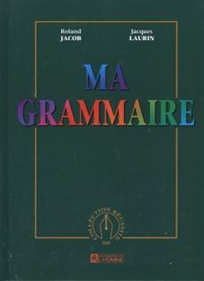 Ma grammaire