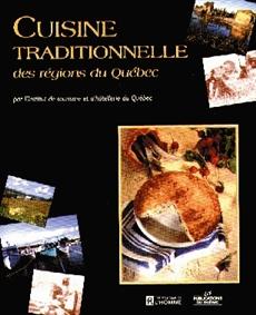 Cuisine traditionnelle des régions du Québec