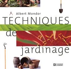 livre techniques de jardinage les ditions de l 39 homme