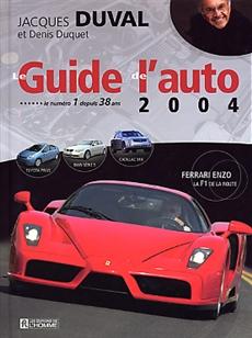 Guide de l'auto 2004