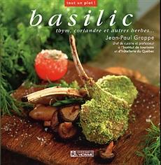 Basilic thym coriandre et autres herbes