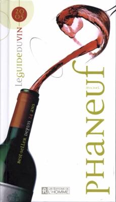 Le guide du vin 2005