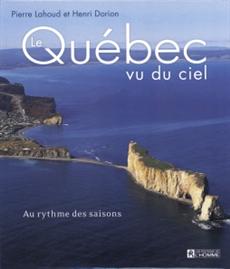 Coffret : Villes et villages du Québec vu du ciel - NULL