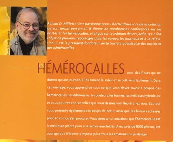 94ba3e87540f Livre Les hémérocalles - Les meilleurs choix - Les plus beaux ...