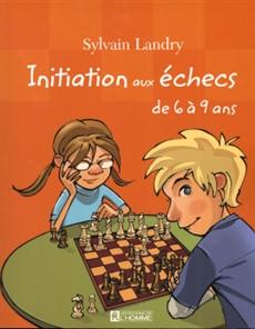 Initiation aux échecs de 6 à 9 ans