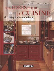 Des idées pour la cuisine