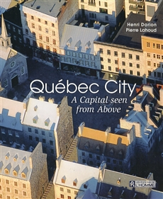 The City of Quebec from the air