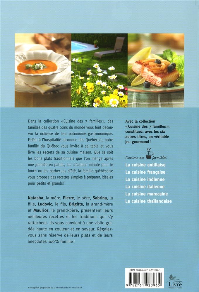 Livre La Cuisine Quebecoise Les Editions De L Homme