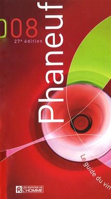 Le guide du vin 2008