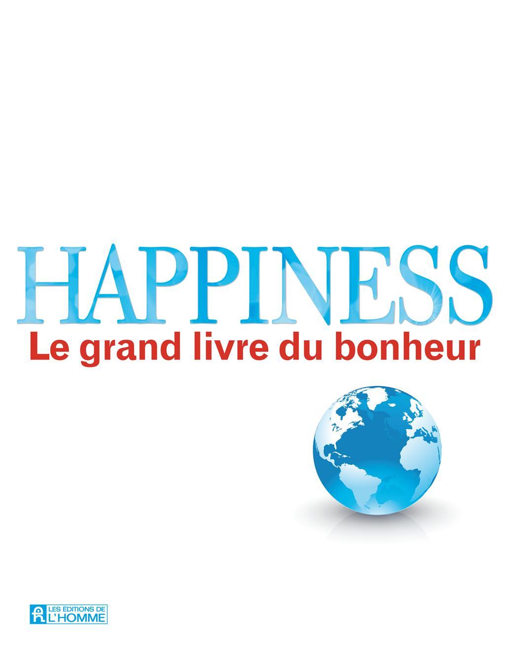 Livre happiness le grand livre du bonheur les ditions de l 39 homme - Le grand livre du rangement ...