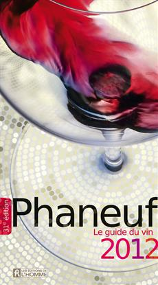Le guide du vin 2012
