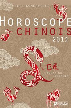 Horoscope chinois 2013 - L'année du serpent