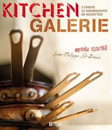 Kitchen Galerie - 2 chefs, 22 ingrédients, 88 recettes