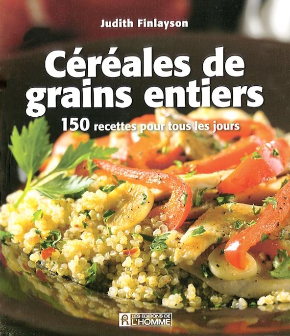 Céréales et grains entiers
