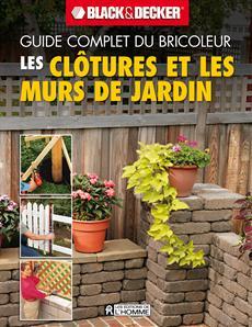 Les clôtures et les murs de jardin