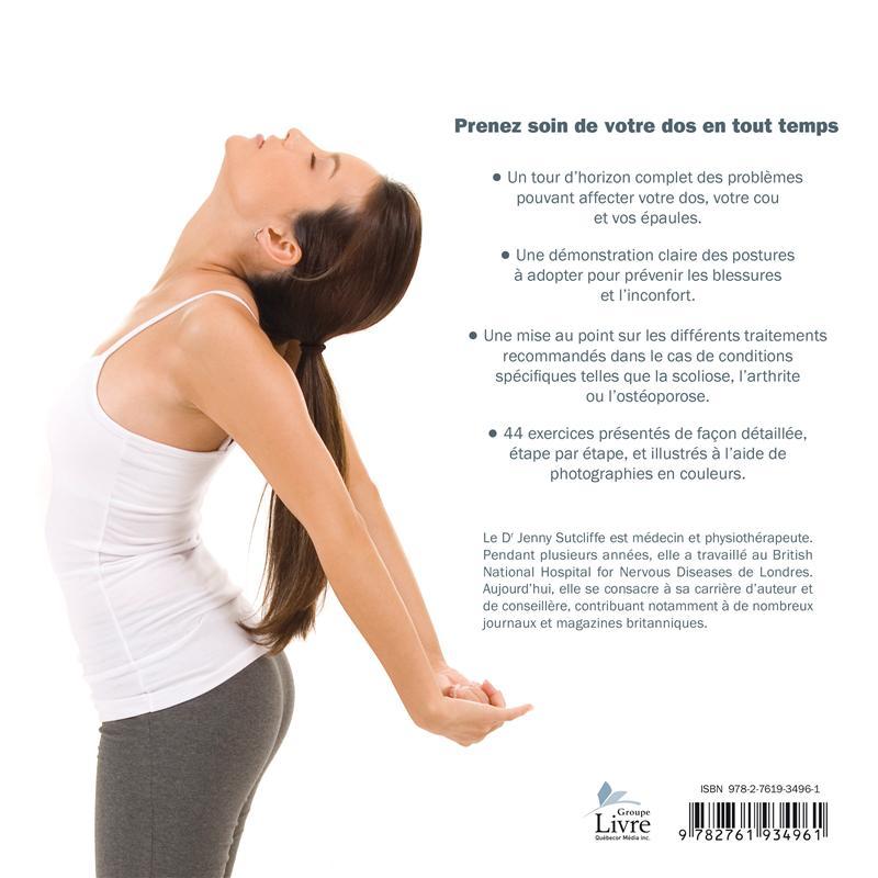Les dorsalgies aux reins en étant sur le dos