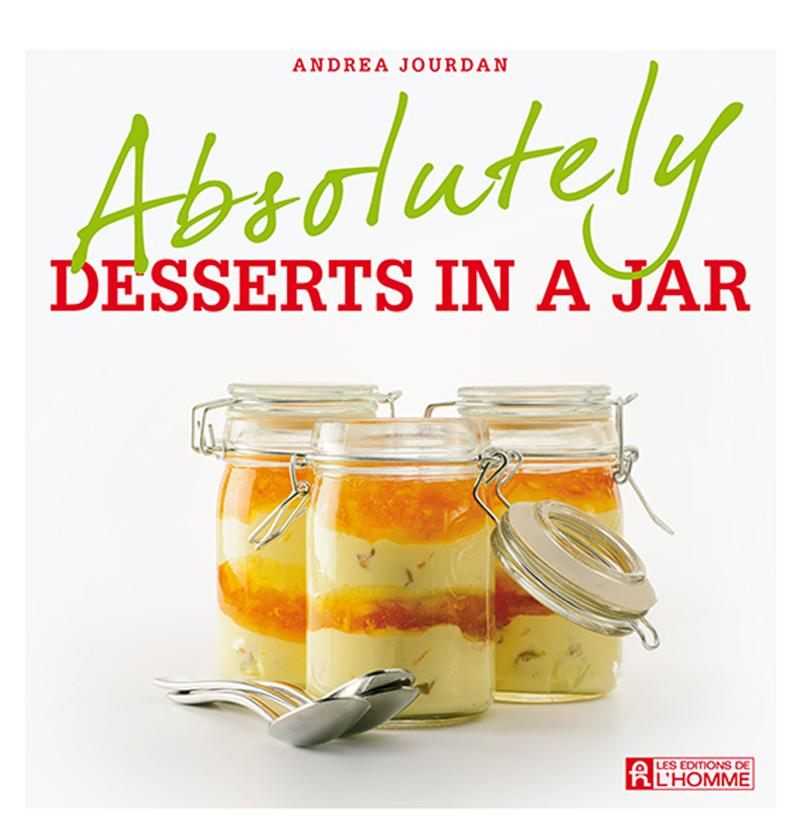 Image de couverture (Absolutely desserts in a jar)