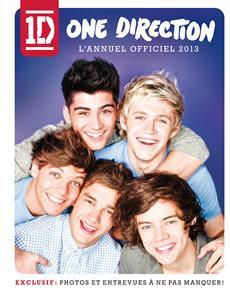 One Direction - L'annuel officiel 2013