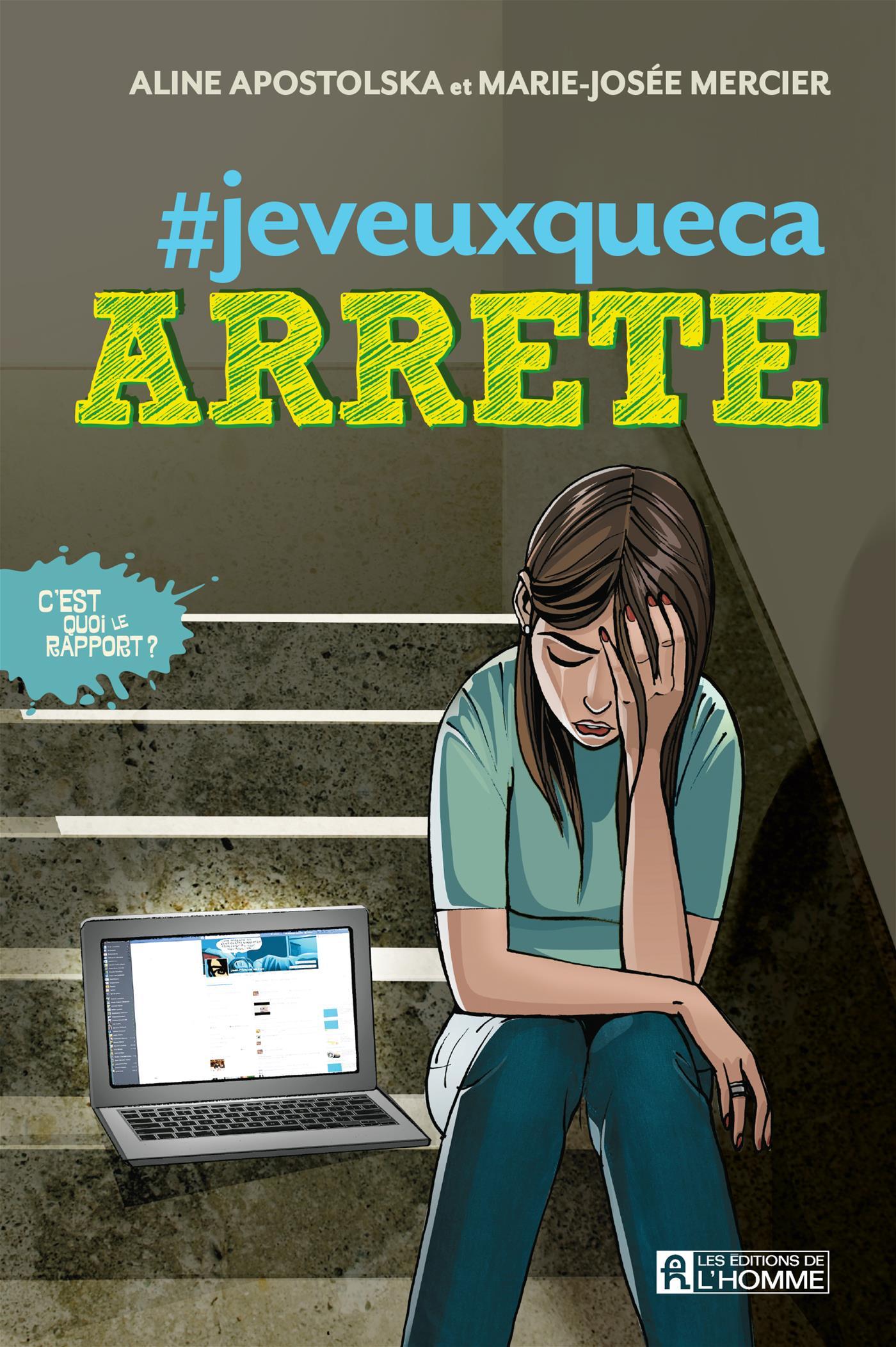 Image de couverture (#jeveuxquecaARRETE)
