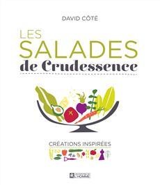 Les salades de Crudessence - Créations inspirées