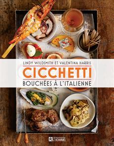 Cicchetti - Bouchées à l'italienne