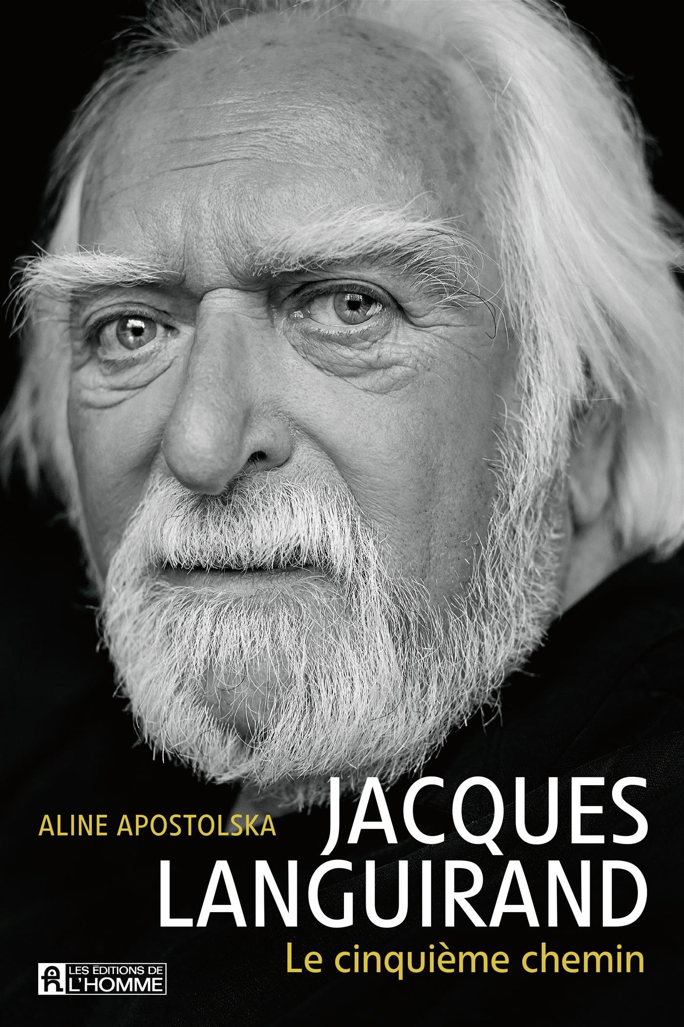 Image de couverture (Jacques Languirand - Le cinquième chemin)