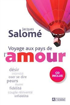 Voyage aux pays de l'amour - CD audio