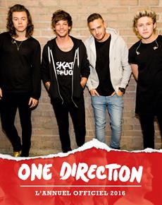 One Direction - L'annuel officel 2016