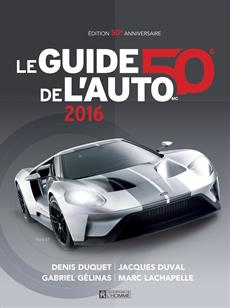Le Guide de l'auto 2016