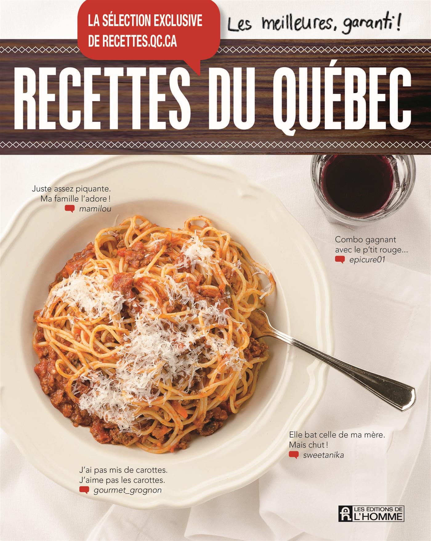 Les Recettes du Québec