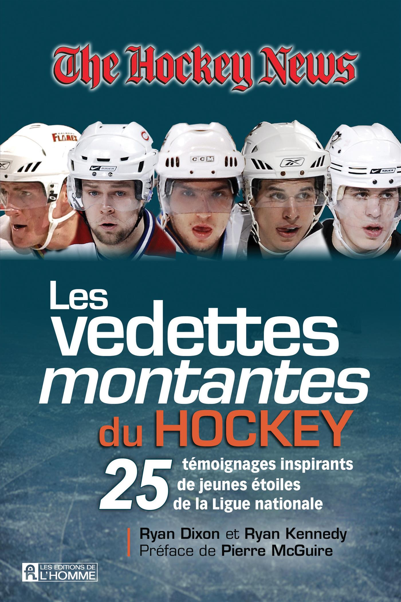 Les vedettes montantes du hockey