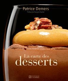 La carte des desserts - (nouvelle édition 2015)