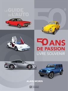 Coffret - 50 ans du Guide de l'auto