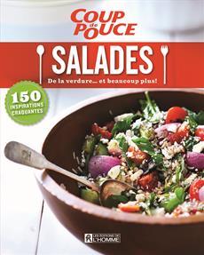 Salades - 150 inspirations croquantes