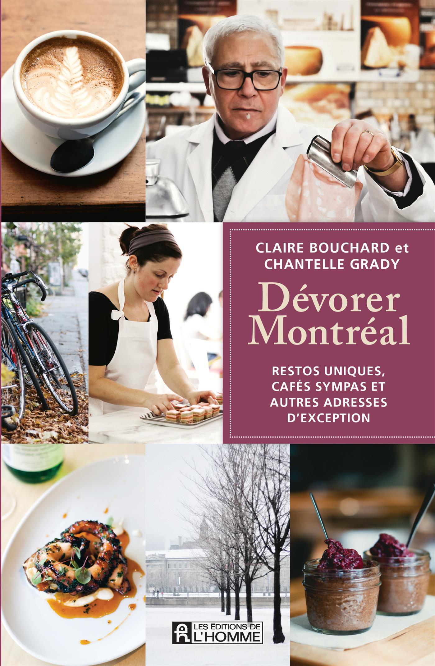Dévorer Montréal