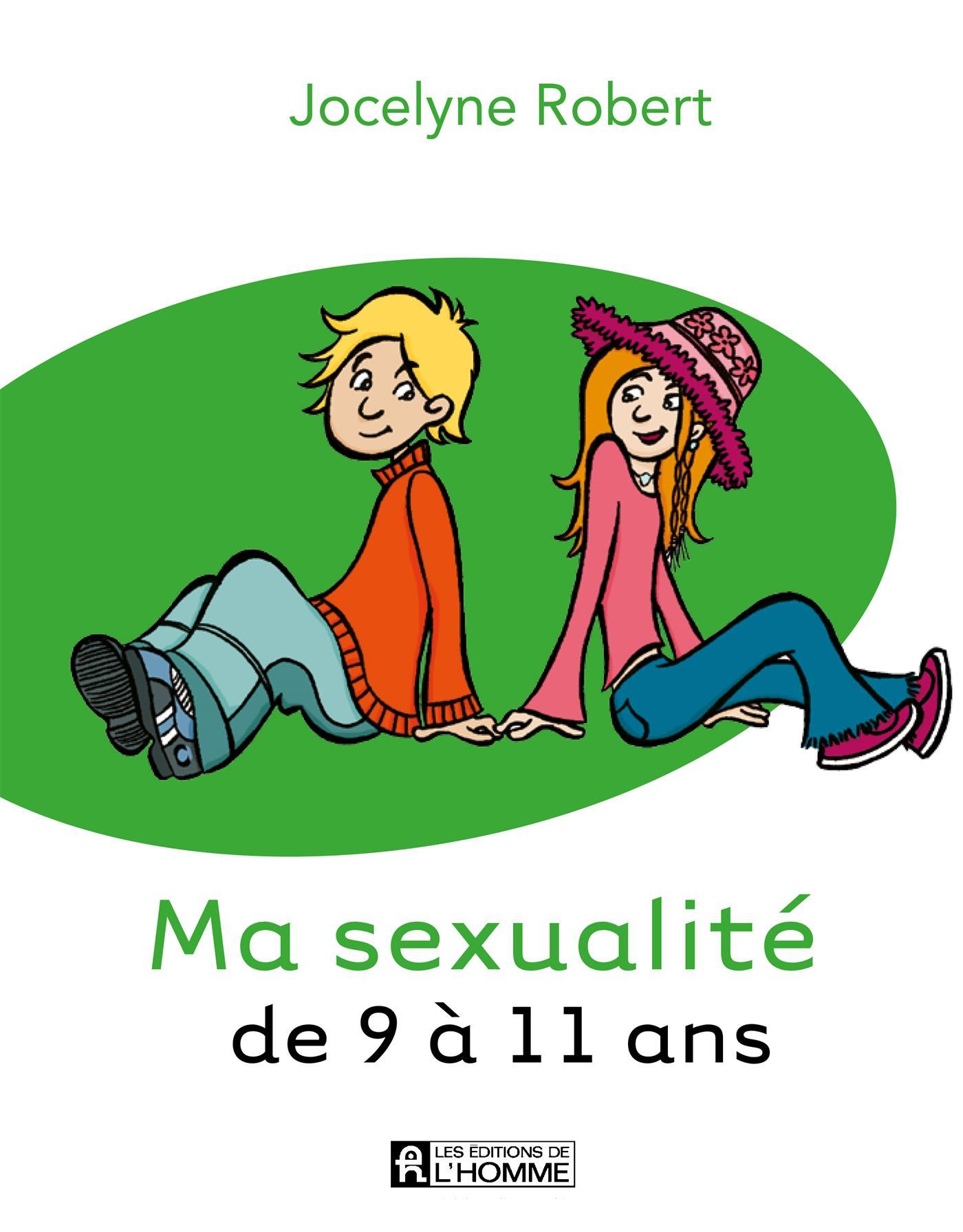 Ma sexualité de 9 à 11 ans (3e édition)