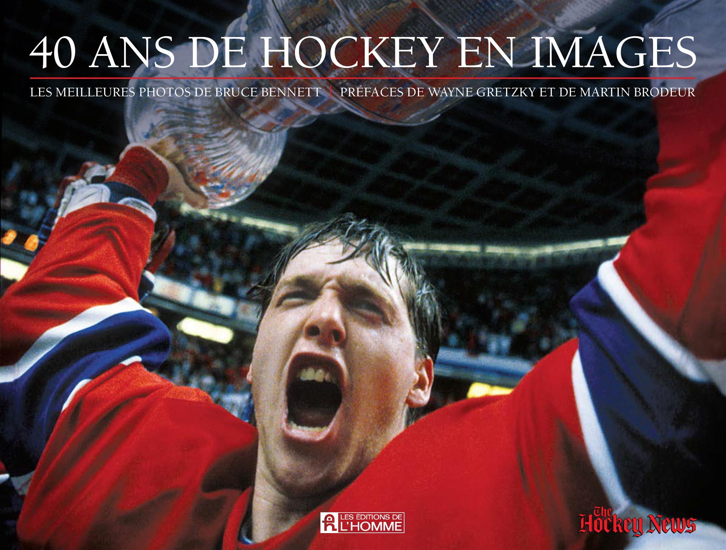 40 ans de hockey en images