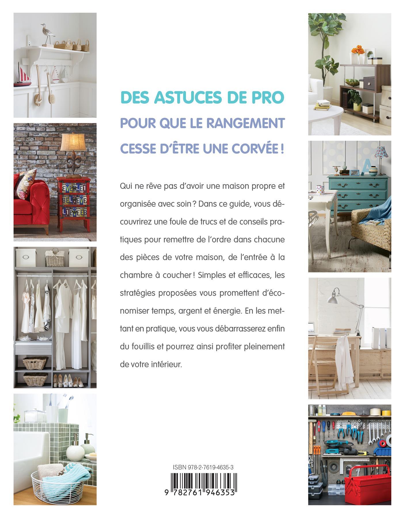 livre d sencombrez votre maison 200 trucs et astuces messageries adp. Black Bedroom Furniture Sets. Home Design Ideas