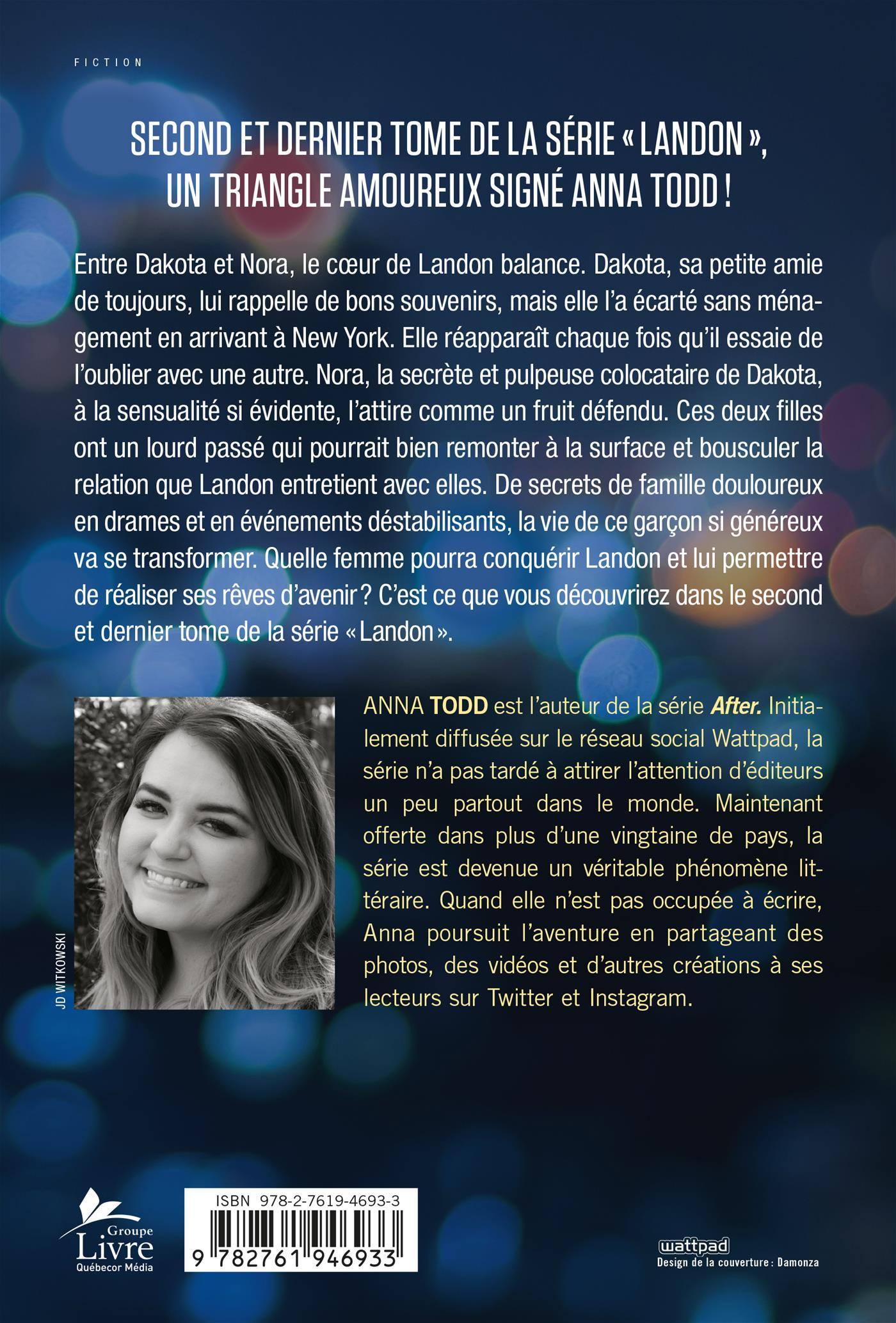 Livre Landon Tome 2 Le Choix Les Editions De L Homme