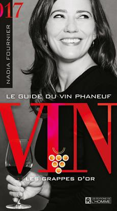 Le guide du vin 2017 - Les grappes d'or