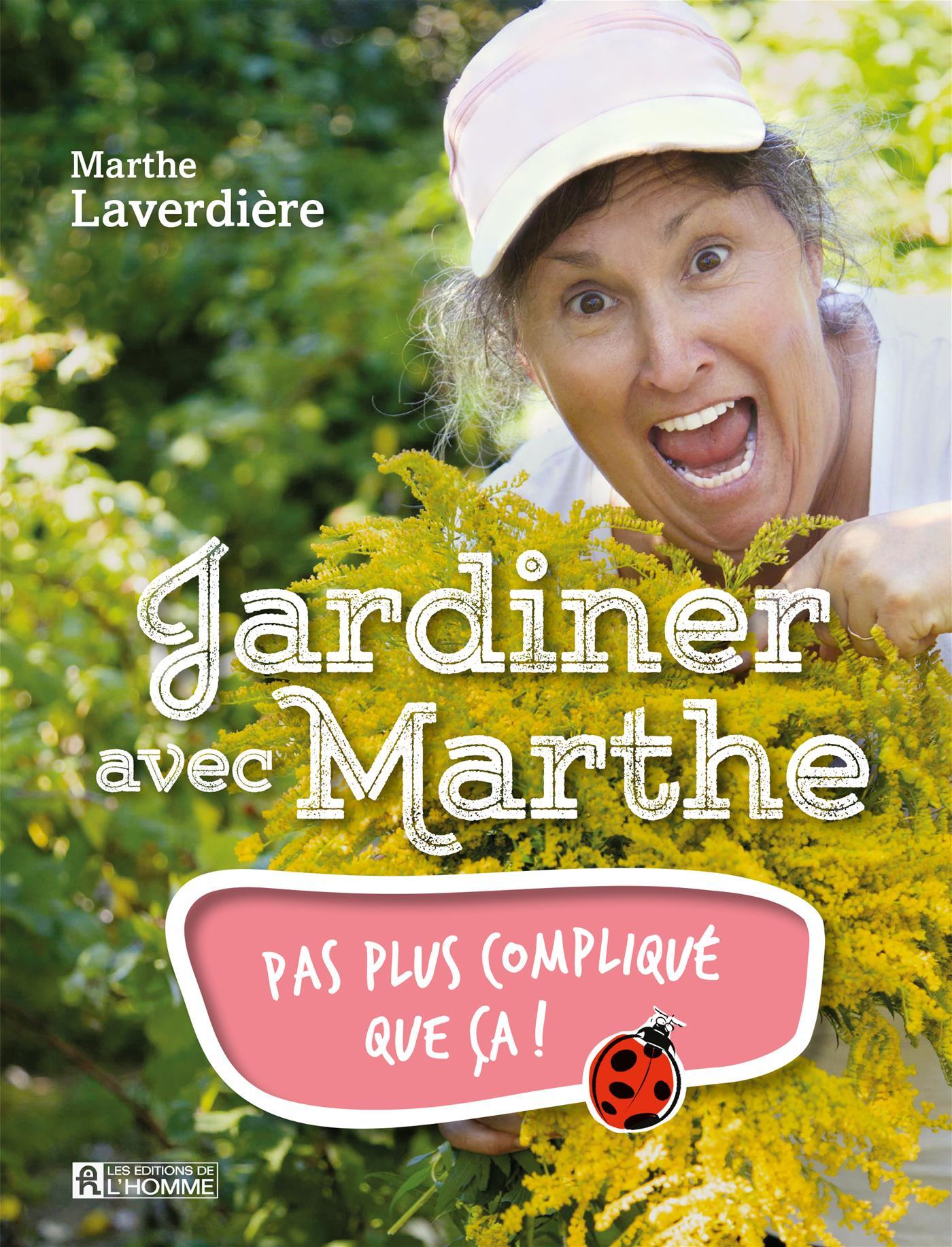 Cover image (Jardiner avec Marthe)