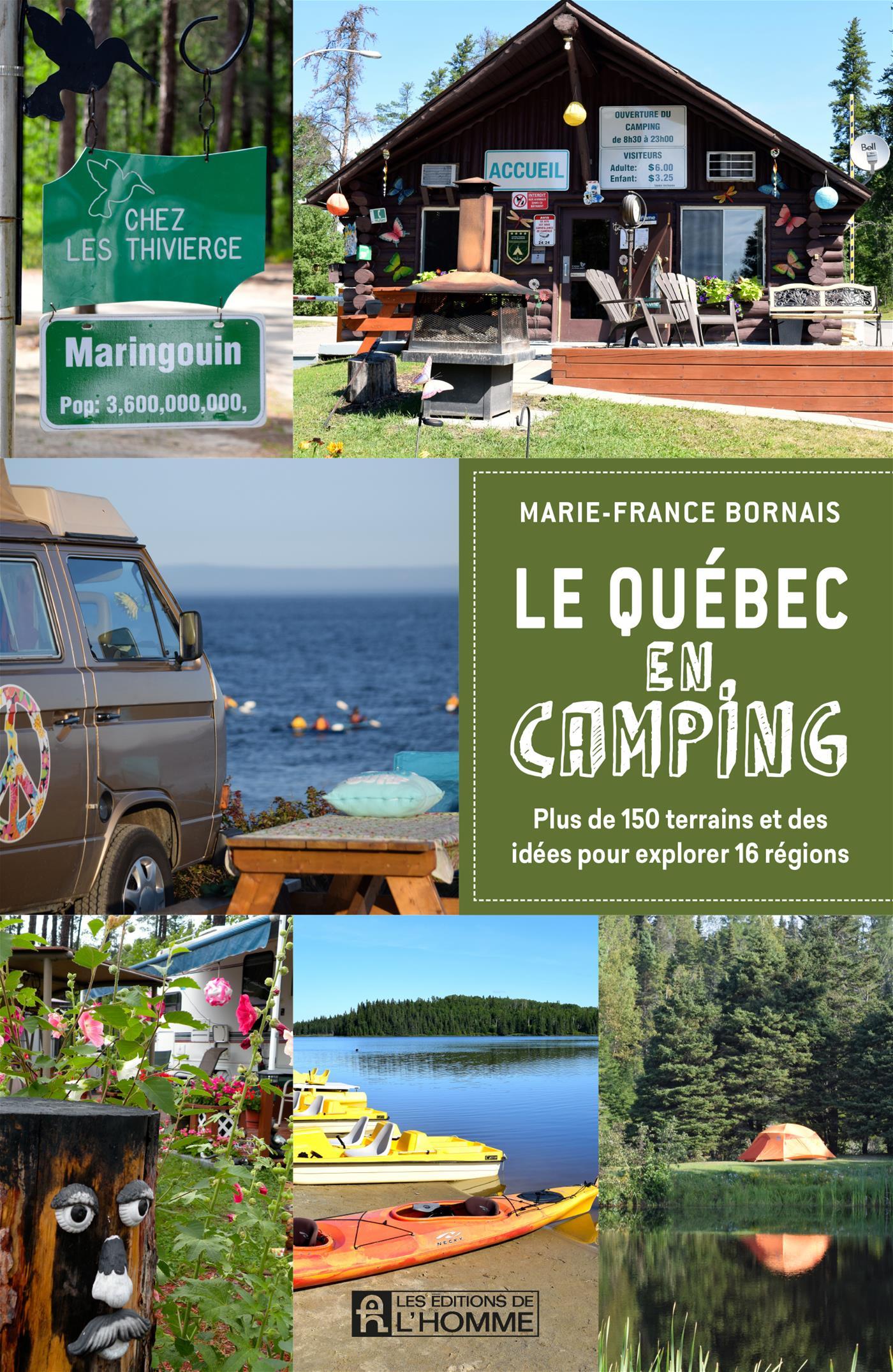 Le Québec en camping