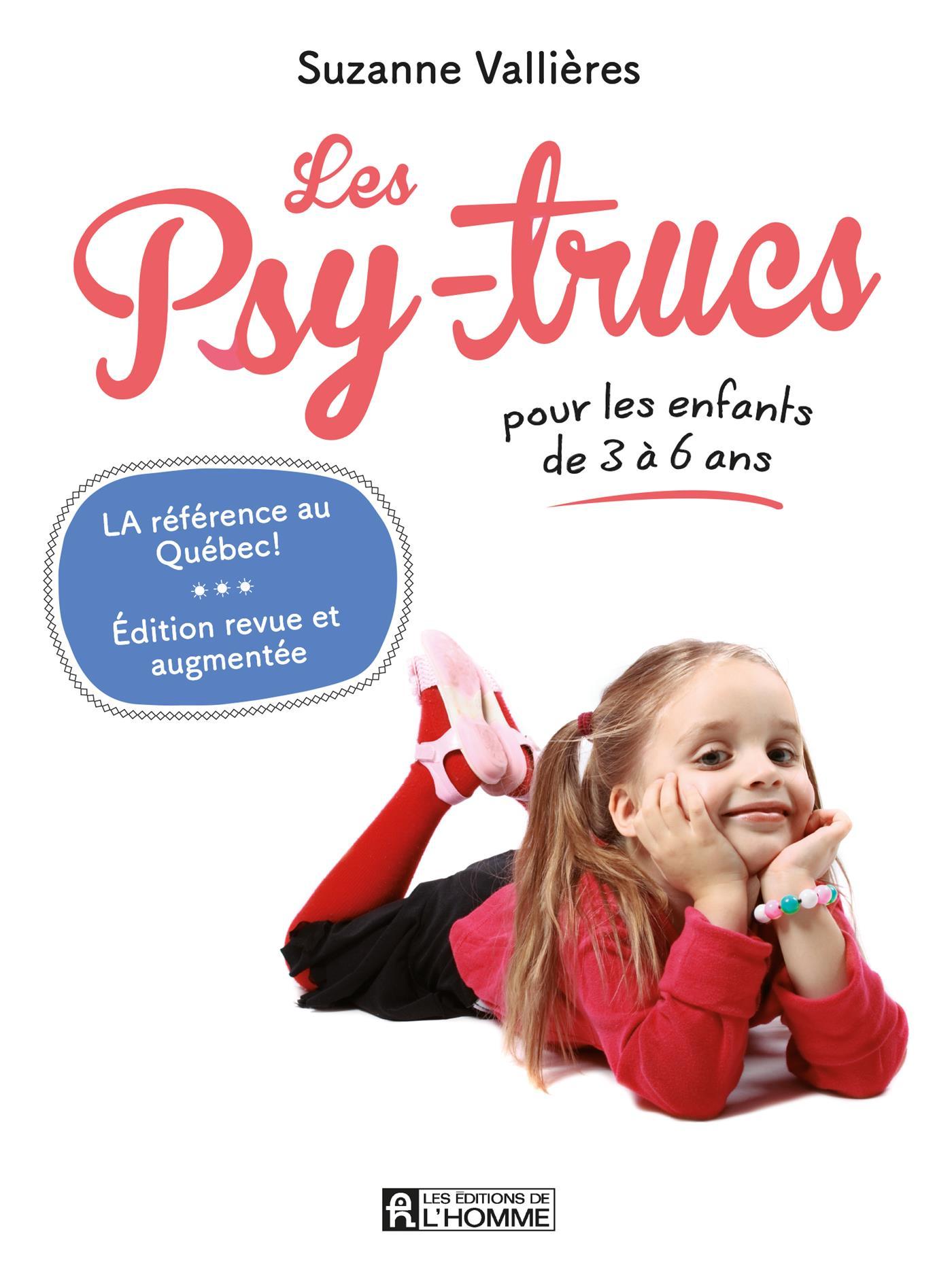 Psy-trucs pour les enfants de 3 à 6 ans - Nouvelle édition