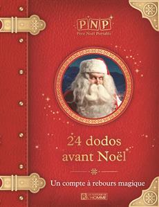 décompte avant noel 2018 Livre 24 dodos avant Noël   Un compte à rebours magique | Les  décompte avant noel 2018