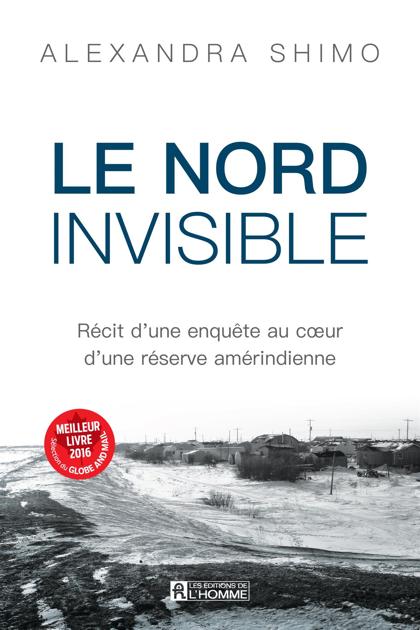 Image de couverture (Nord invisible)